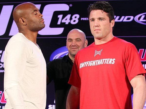 A torcida influi no resultado de uma luta do UFC como Anderson Silva vs Sonnen?