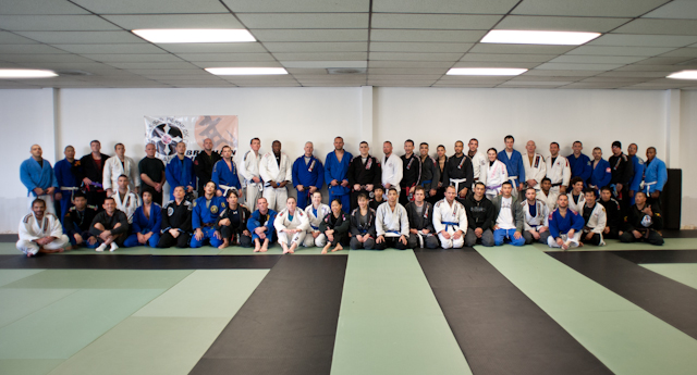 BJJ Community Unites to Tap Out Kid's Cancer