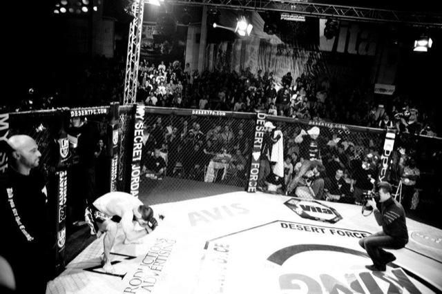 Desert Force semifinals present the best of MMA in Jordan