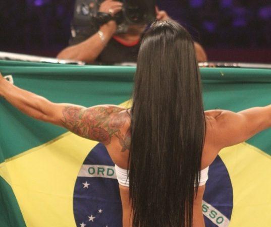 As belas e as feras na galeria de fotos do Jungle Fight 37, no Ibirapuera