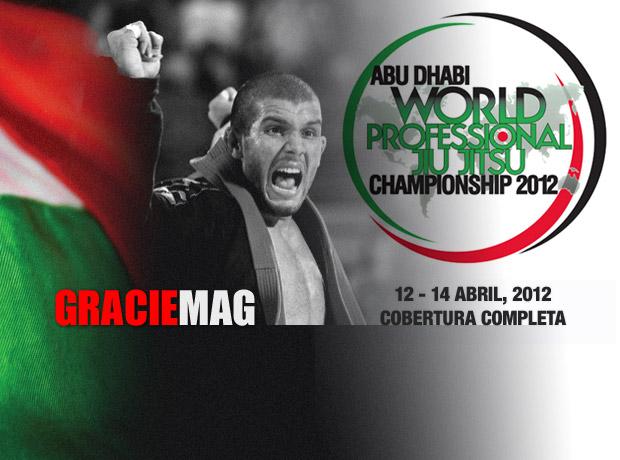 WPJJ de Abu Dhabi, o Mundial Profissional de Jiu-Jitsu dos Emirados