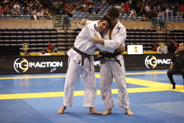 Uma medida para acabar com o fechamento nas finais do Jiu-Jitsu?