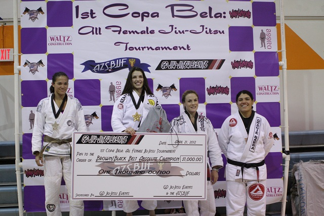 Women take center stage at Arizona's maiden Copa Bela all-girls event