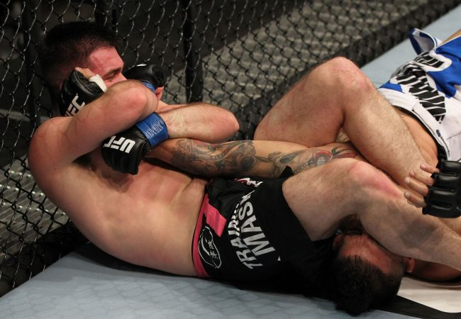 Night of finishes at UFC on Fuel