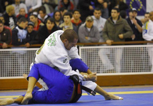 Quatro anos de uma batalha memorável do Jiu-Jitsu