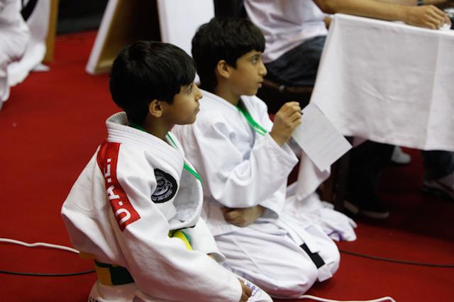 Dia 1 do WPJJC 2012 foi das crianças
