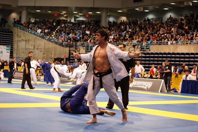 Pan Jiu-Jitsu: Bochecha, Cara de Sapato close out open class