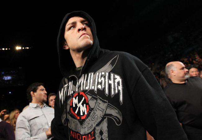 Olho vivo, Anderson Silva: o melhor de Nick Diaz antes do UFC 183