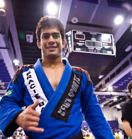 Teaching is a full-time job for the NY Open Jiu-Jitsu champion
