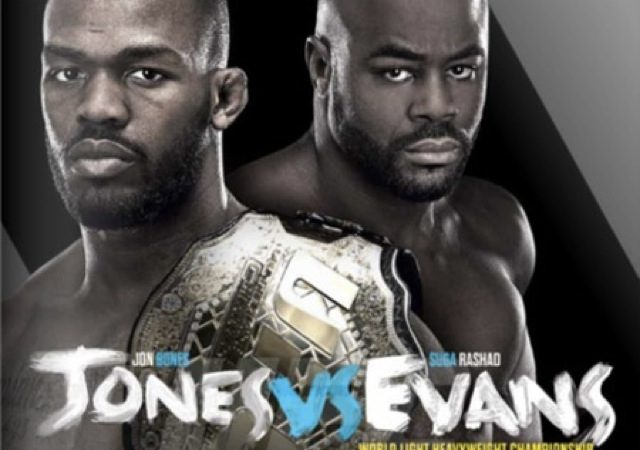 Placed your bets yet? The Trainee's Picks: UFC 145—Jones vs. Evans