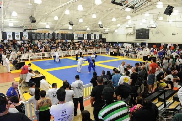 The reasons for honing your Jiu-Jitsu at the 2012 American Cup