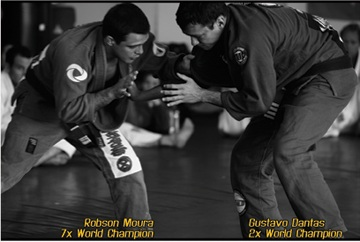 Tampa Fusion Seminar with Gustavo Dantas and Robson Moura May 5