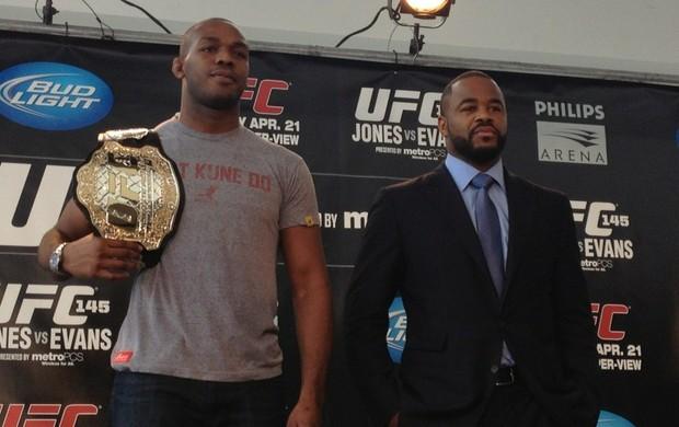 UFC 145: com que cabeça você enfrentaria um ex-parceiro de treinos?