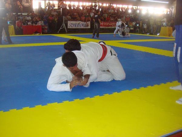 Com Tibau na plateia, Jiu-Jitsu em Recife tem seu dia de Davi contra Golias