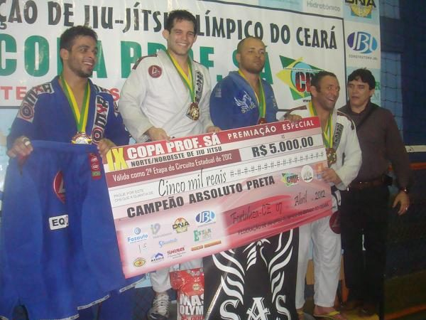 Gracie Barra brilha no Jiu-Jitsu do Norte-Nordeste do Brasil