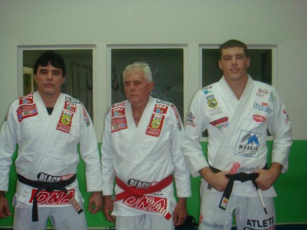 Faixa-preta campeão de Jiu-Jitsu vai levar R$ 5 mil no Ceará