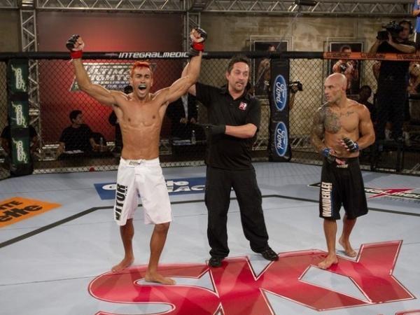 TUF Brasil: veja luta entre Godofredo Pepey e Rony Jason no Jiu-Jitsu esportivo