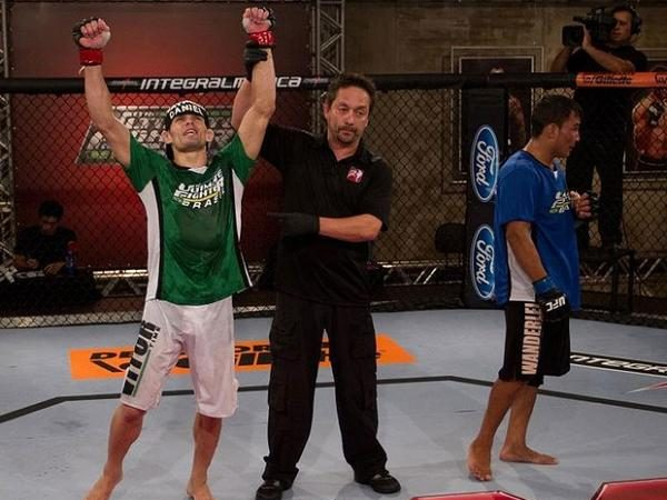 The Jiu-Jitsu lessons and Rodrigo Damm's armbar on TUF Brazil