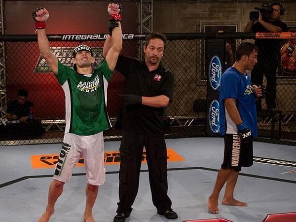 As lições de Jiu-Jitsu e da chave americana de Rodrigo Damm no TUF Brasil