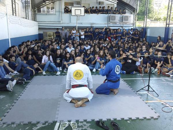 Como o Jiu-Jitsu ensina autoconfiança, respeito e alavanca para a vida toda
