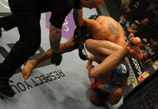 O Jiu-Jitsu afiado de Stefan Struve, o cara do armlock no UFC 146