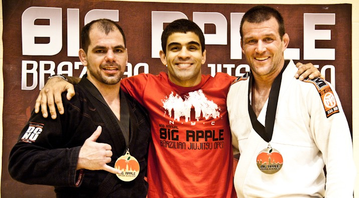 Shaolin is back to IBJJF competitions
