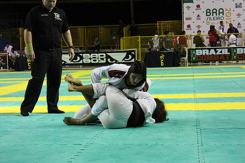 Learn from a Brazilian National and Abu Dhabi female gold medalist