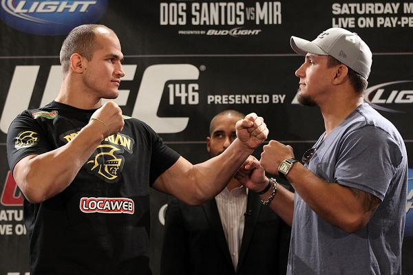 UFC 146: How would you deal with Cigano? BJJ world champ offers his take