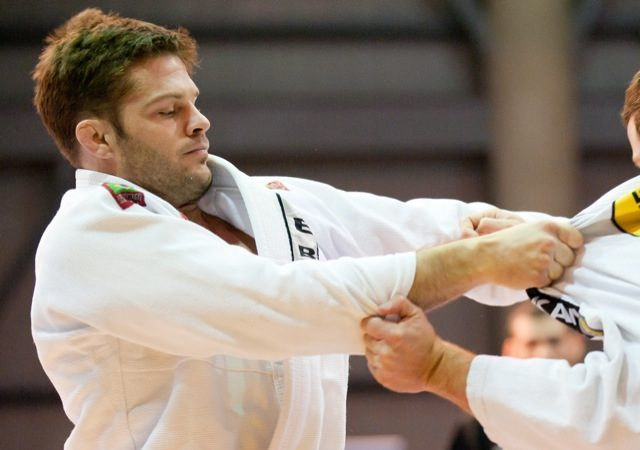 An exchange packed with judo and Jiu-Jitsu techniques—and gold medals