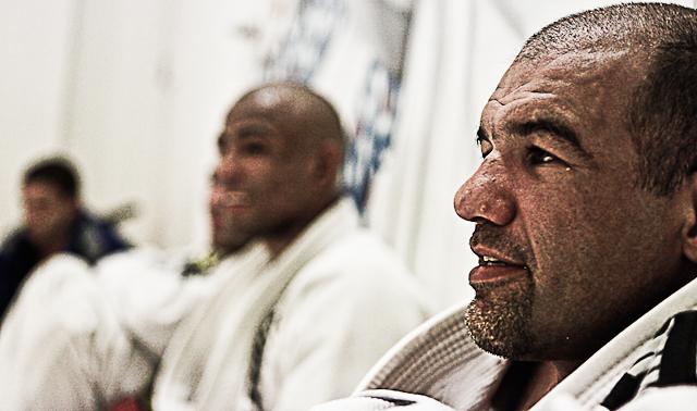 """Fabio Gurgel e o UFC Rio: """"Faixa-preta que chega às costas não pode perder a luta"""""""