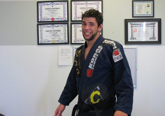 Veja um pouco do treino de Bochecha e da CheckMat para o Mundial de Jiu-Jitsu