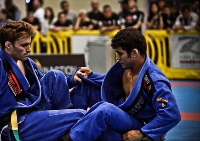 Otávio Sousa quer vencer na Jiu-Jitsu Expo sem economizar energia