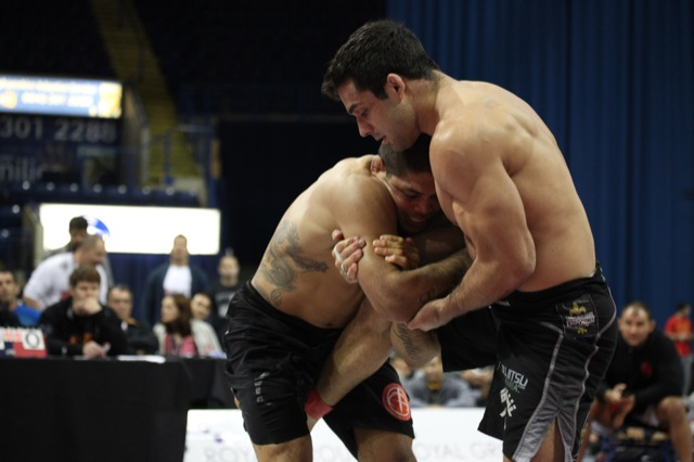 Are you wise to the armdrag in Jiu-Jitsu and MMA?