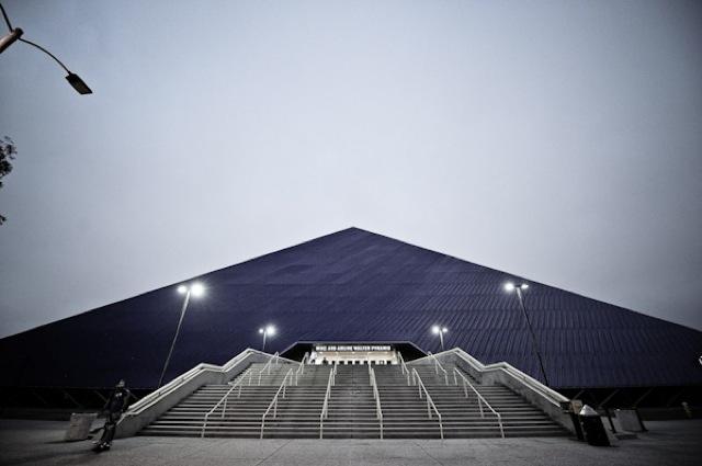 Piramide de Long Beach palco do Mundial de Jiu Jitsu