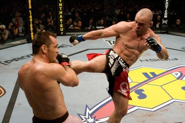 Wanderlei Silva faz revanche com ex-campeão Rich Franklin no UFC 147 em BH