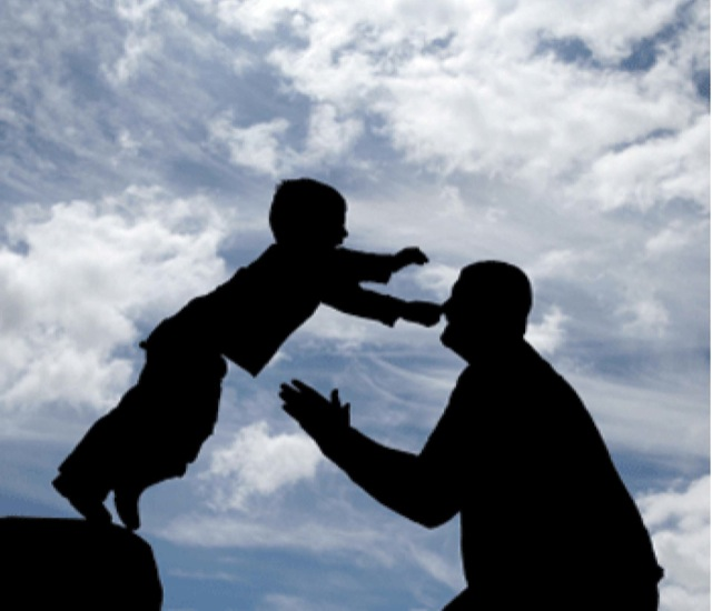 confianca pai filho Jiu-Jitsu