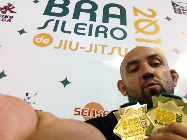 Orlando Sanchez won it all in Rio