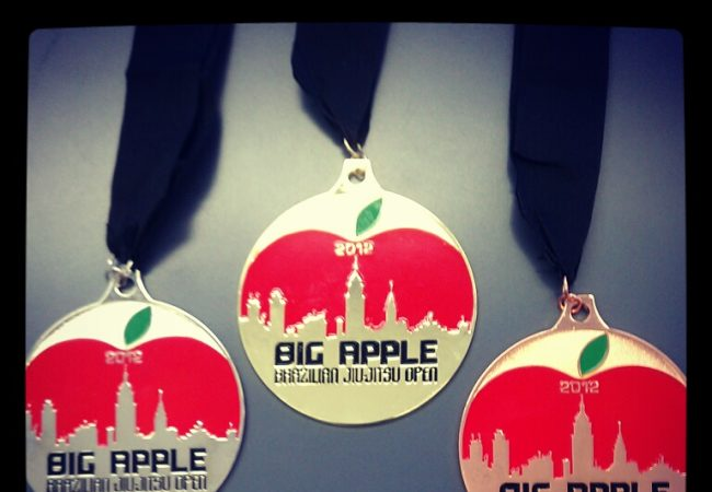 Last spots for the Big Apple Open