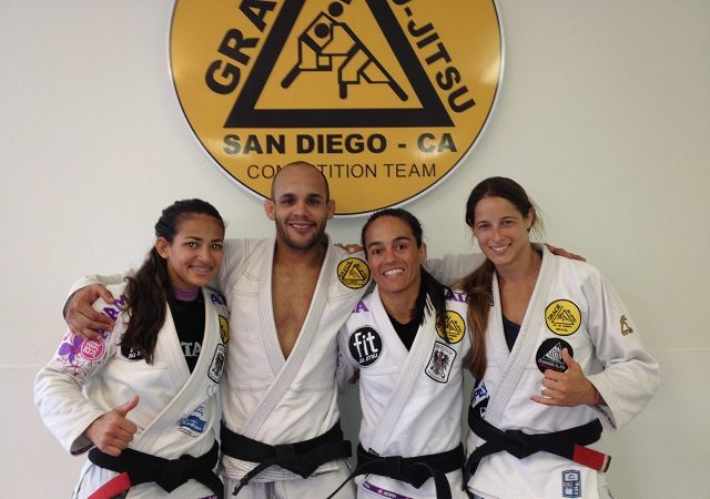 Royler Gracie leads his Gracie Humaita team to 2012 Worlds