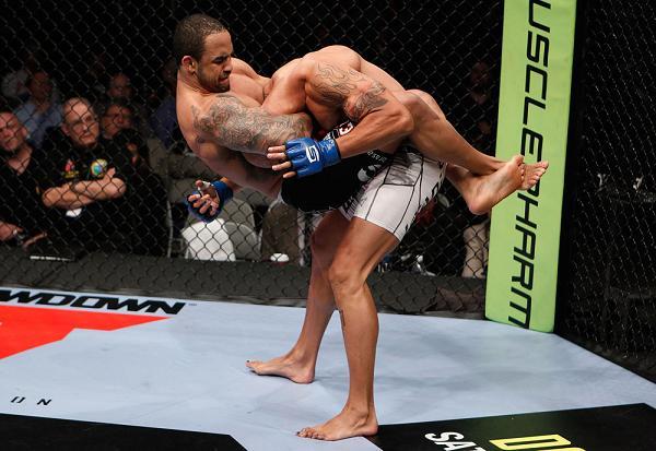No embalo de Rafael Feijão, aprenda 5 finalizações com 5 feras do MMA