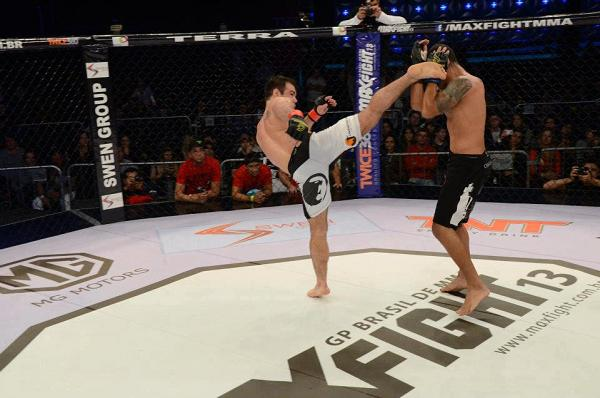 Celso Venícius's lessons following 2nd MMA win