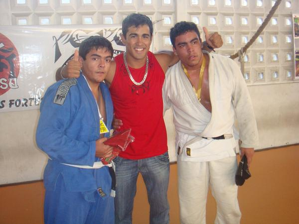A peneira de Jiu-Jitsu de Godofredo Pepey, do TUF Brasil