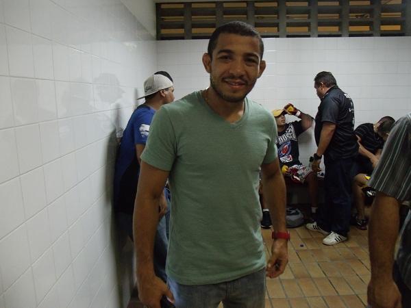 José Aldo lança instituto de Jiu-Jitsu em Manaus antes de pensar em Koch