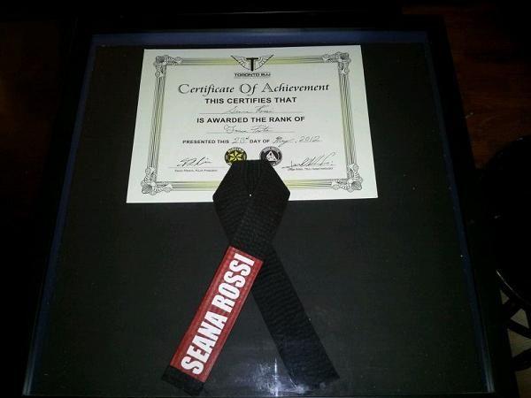 In Toronto, Jiu-Jitsu black belt in memoriam