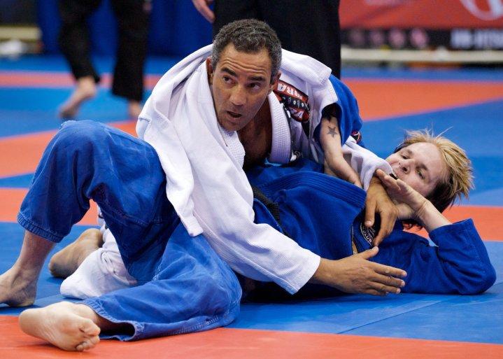 Black Belt João Crus teaches online