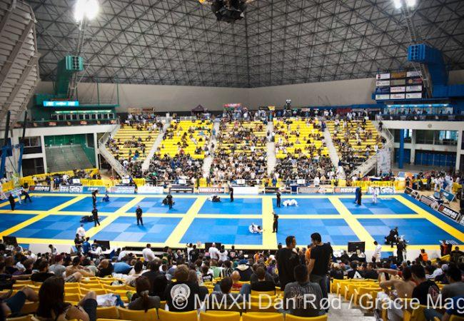 Mundial de Jiu-Jitsu 2012: as imagens do 1º grande dia