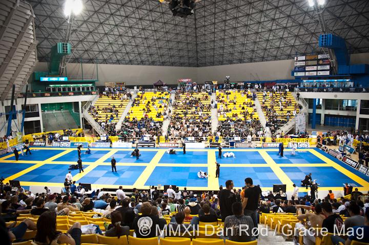 Mundial de Jiu-Jitsu 2012