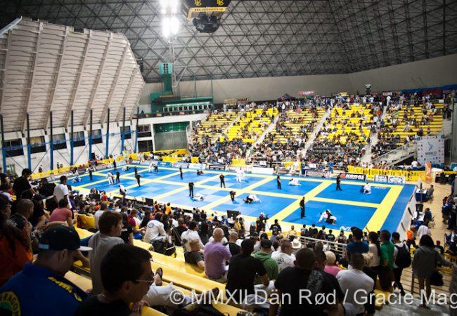 2012 Jiu-Jitsu Worlds: great images of Day 1
