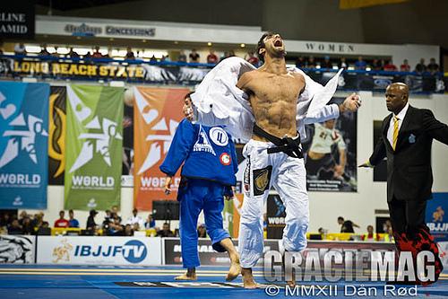 Leandro Lo e a receita para ser campeão mundial de Jiu-Jitsu