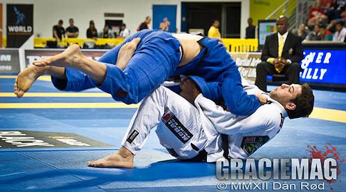 Bochecha detalha papel do camp e de Rodrigo Cavaca no Mundial de Jiu-Jitsu